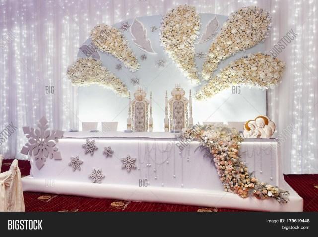 Luxury Wedding Decor Luxury Wedding Decor Image Photo Free Trial Bigstock