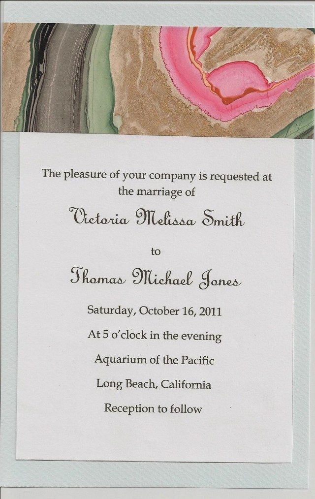 Making Wedding Invitations Diy Wedding Invitations Simple Wedding Invitations Using Microsoft Word
