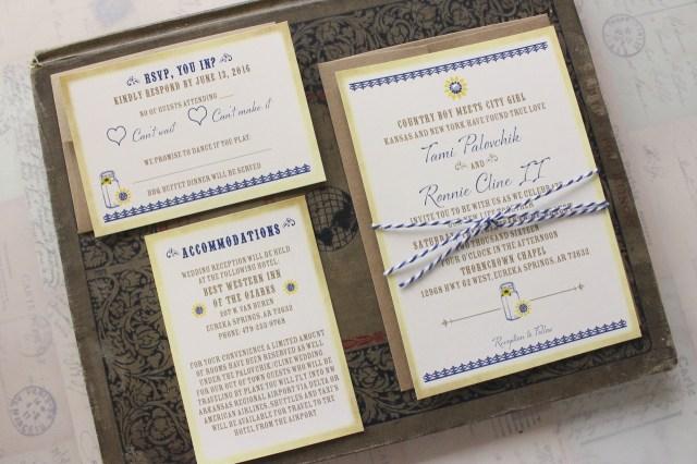 Mason Jar Wedding Invitation Kits Mason Jar Wedding Invitations Marina Gallery Fine Art