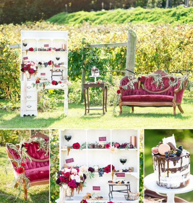 May Wedding Ideas Fall Wedding Ideas Copper Merlot Fall Wedding The Jdk Groupthe