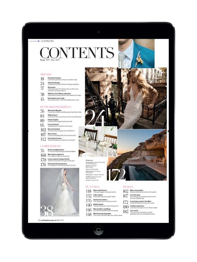 May Wedding Ideas Wedding Ideas May 2017 Digital Edition The Chelsea Magazine