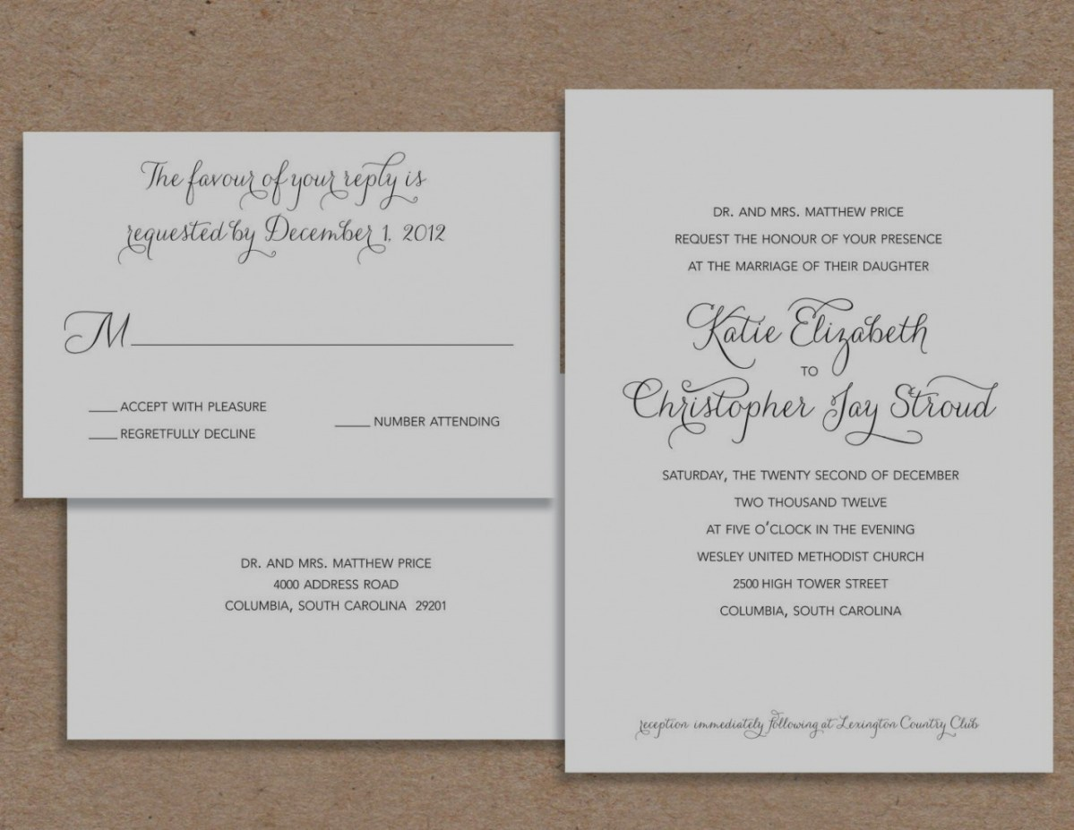 Military Wedding Invitations Formal Military Invitation Formal