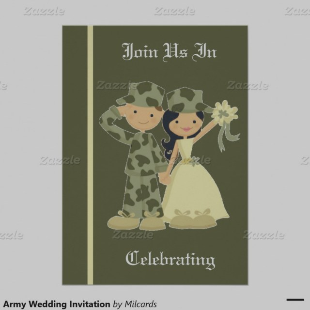 Military Wedding Invitations Military Wedding Invitations Templates Invitation Template Ideas