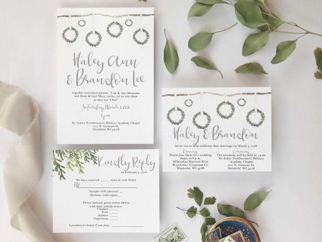 Military Wedding Invitations Military Wedding Invitations Unique Wedding Invitation Reveal Rustic