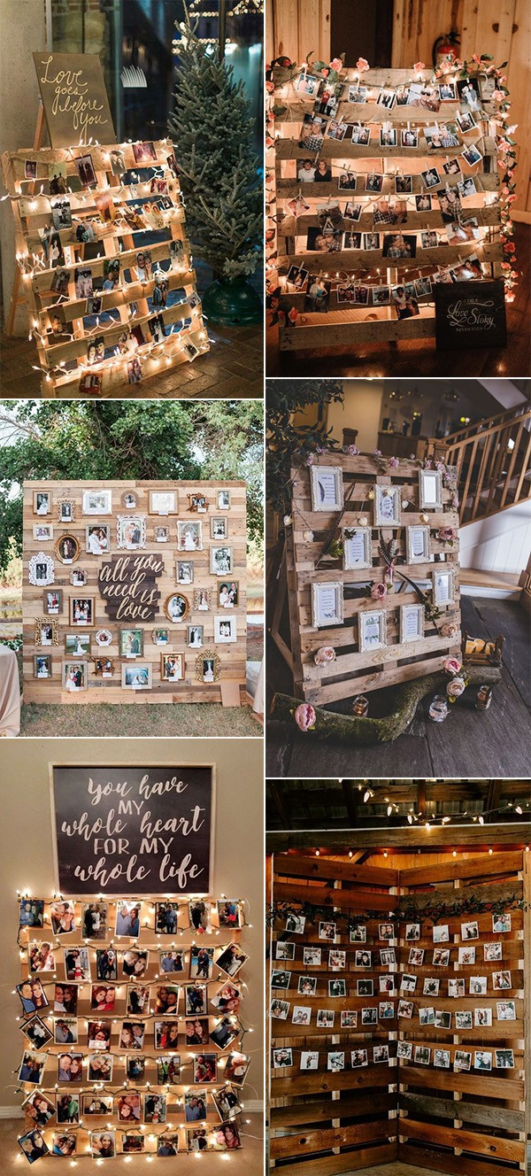 Pallets Wedding Ideas 24 Diy Country Wedding Ideas With Pallets To Save Budget