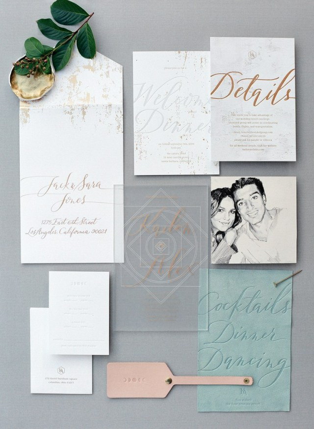 Paper For Wedding Invitations How To Print Your Own Wedding Invitations 14 Things To Know Brides
