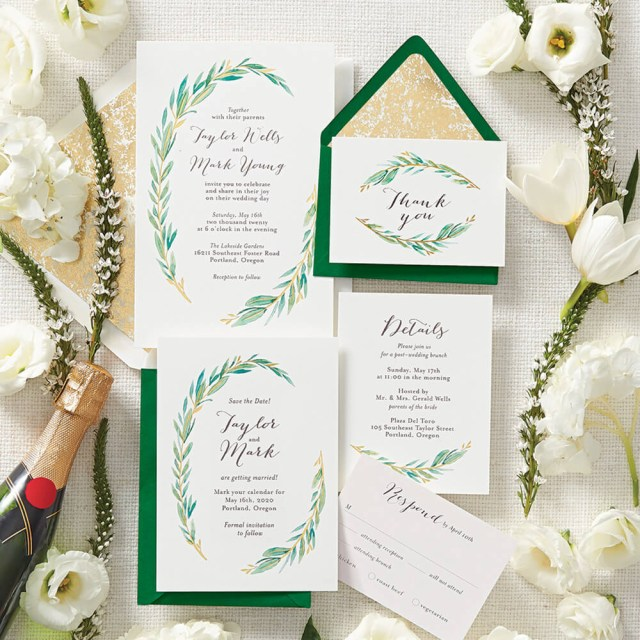 Paper Source Wedding Invitations Paper Source Legacy Place