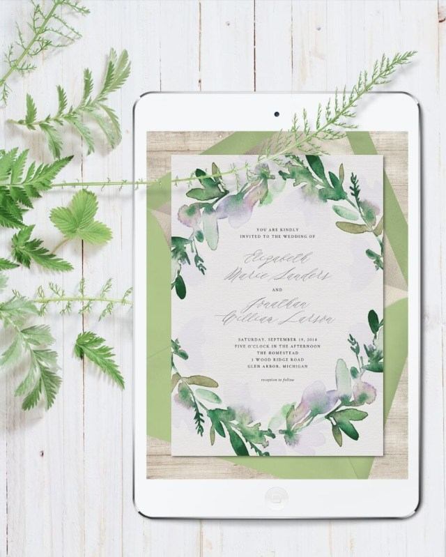 Paperless Wedding Invitations 6 Reasons Your Guests Will Love Your Online Invitation