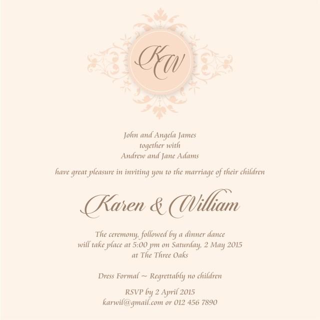 Paperless Wedding Invitations Blueprint Studio Paperless