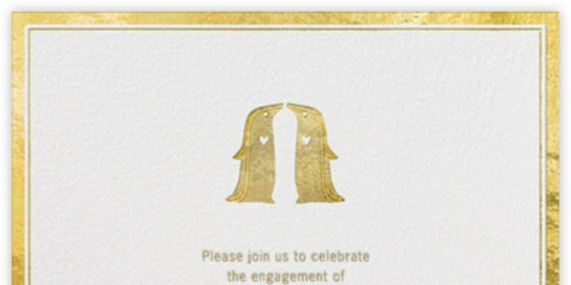Paperless Wedding Invitations Is It Clever Or Cheesy To Email Your Wedding Invitations Jonathan