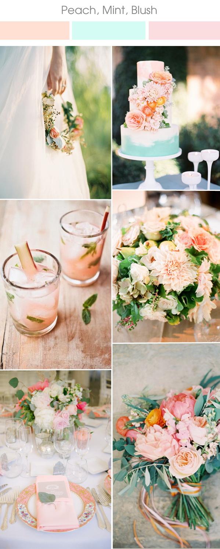 Peach Wedding Invitations Peach Wedding Color Ideas And Wedding Invitations 2017