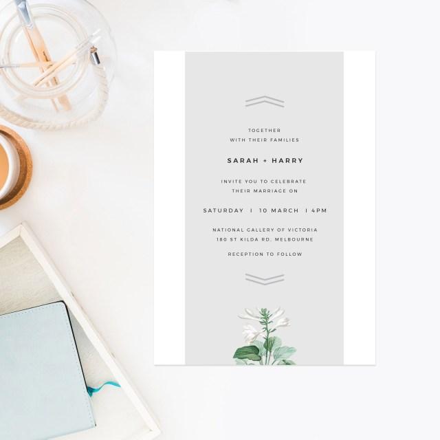 Plain Wedding Invitations Paperless Wedding Invitations Copy Chic Paperless Wedding