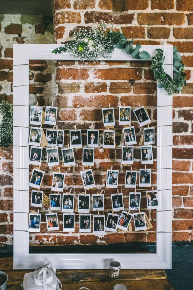 Poloroid Wedding Ideas 13 Unique Wedding Guest Book Ideas Onefabday