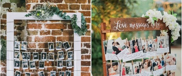 Poloroid Wedding Ideas 30 Creative Polaroid Wedding Ideas Youll Love Deer Pearl Flowers