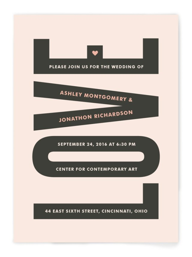 Print Your Own Wedding Invitations How To Print Your Own Wedding Invitations 14 Things To Know Brides