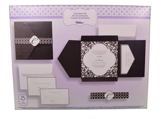 Printable Wedding Invitation Kits Wilton Wedding Invitations Marina Gallery Fine Art