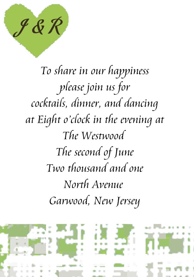 Reception Invitation Wording After Private Wedding Awesome Reception Invitation Wording After Private Wedding Images On