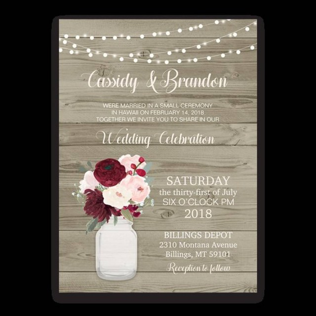 Reception Only Wedding Invitations 206458 Reception Only Wedding Invitations Reception Only Wedding