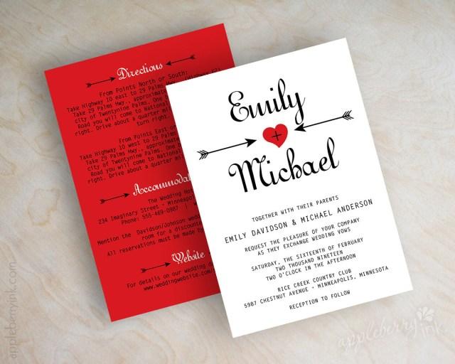 Red Wedding Invitations Different Wedding Invitations Blog Unique Red Wedding Invitations