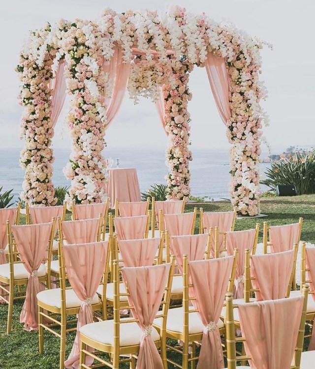 Rose Gold Wedding Decorations Rose Gold Wedding Theme Wedding Ideas Colour Chwv
