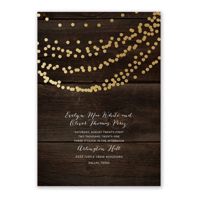 Rustic Chic Wedding Invitations Diy His Hers And Ours Diy Rustic Chic Wedding Invitationsrustic