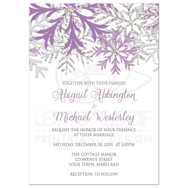Snowflake Themed Wedding Invitations Elegant Winter Wedding Invitations Best Images About On Shocking