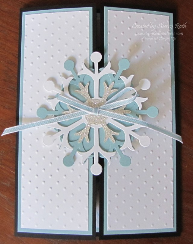 Snowflake Themed Wedding Invitations Sherrys Stamped Treasures Winter Wedding Invitations