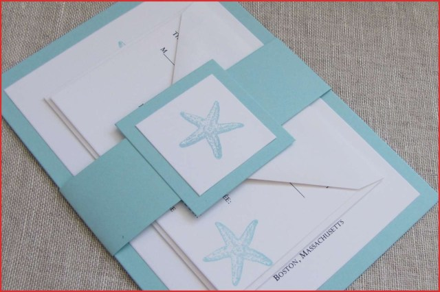 Starfish Wedding Invitations Wedding Ideas Starfish Wedding Invitations Grandioseparlor