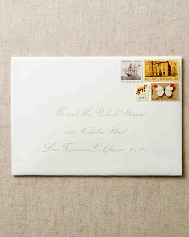 Stuffing Wedding Invitations Invitations Wedding Invitation Envelope Etiquette Etiquettebanner