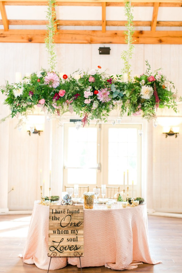 Table Wedding Decor Sweetheart Table Flowers And Decor J Morris Flowers