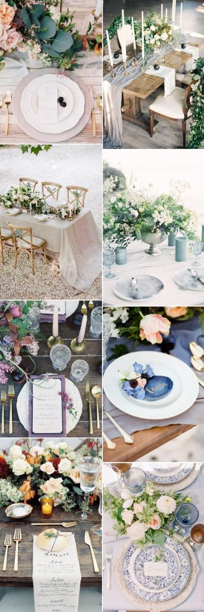 Tablescapes Ideas Wedding Beautifully Romantic Tablescape Ideas Glitzy Secrets