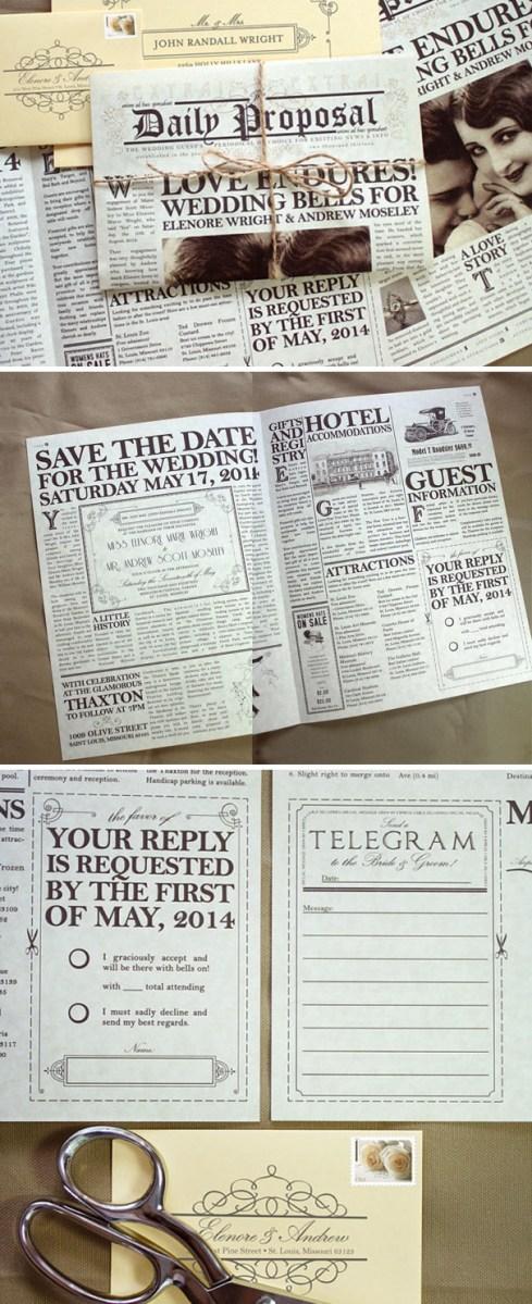 Unique Wedding Invitation Ideas 101 Creative Wedding Invitations That No One Would Dare To Resist