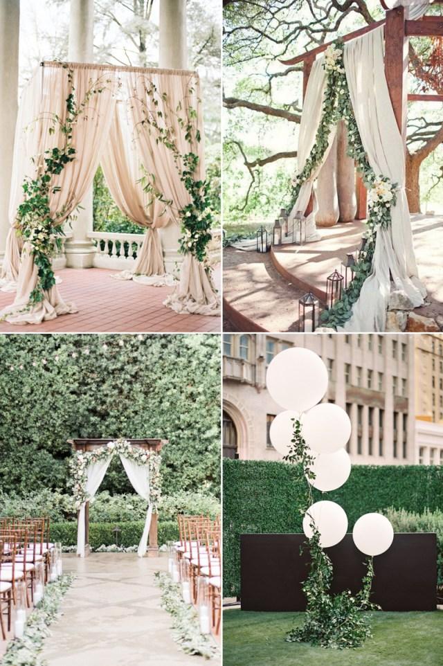 Wedding Alter Decorations 32 Oh So Romantic Summer Wedding Altar Ideas Praise Wedding