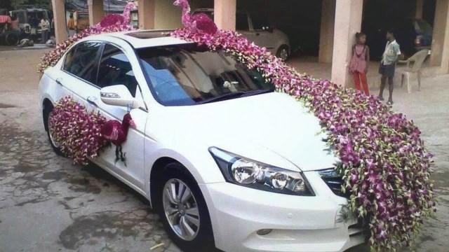 Wedding Car Decorations Ideas Full Decorate Wedding Car Pakistan Wedding Car Decoration With