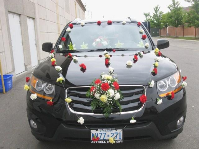 Wedding Car Decorations Ideas Wedding Car Decoration Kit Beautiful Wedding Ideas Wedding Car