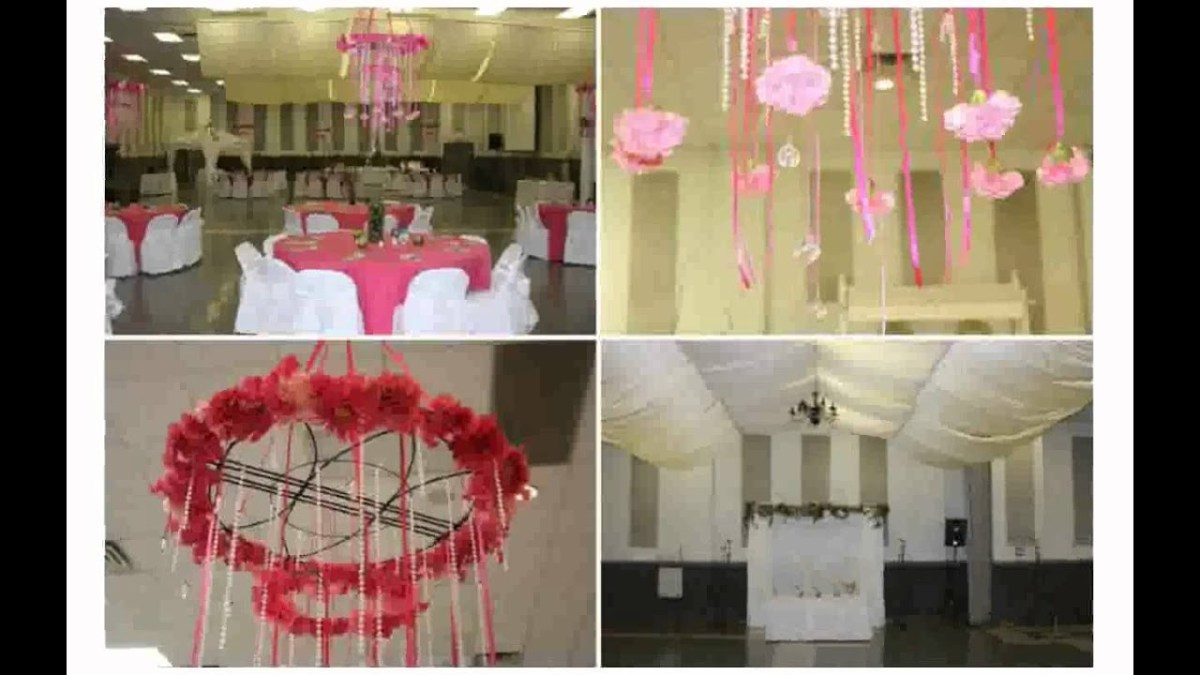 Wedding Ceiling Decorations Ceiling Decorations For Weddings Youtube