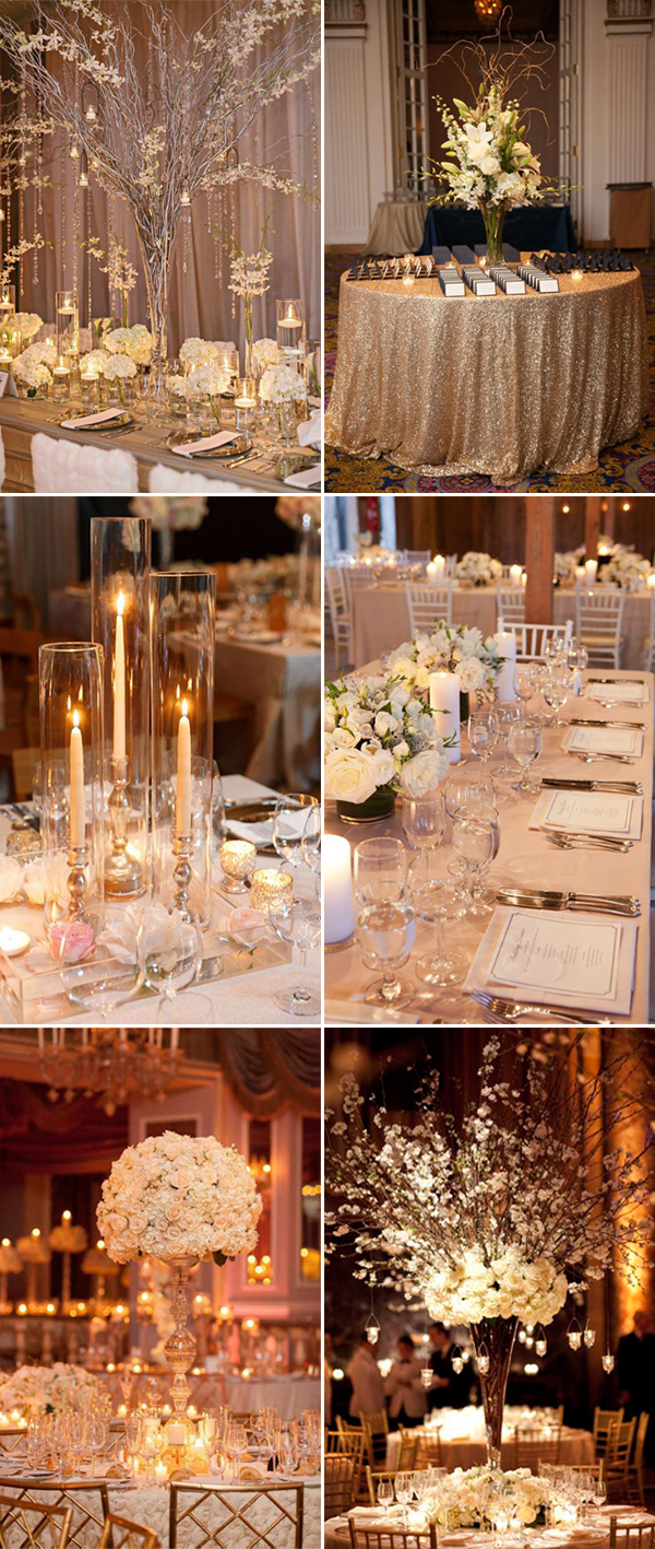 Wedding Decor Details Chic And Elegant Wedding Ideas And Details Youll Love Stylish