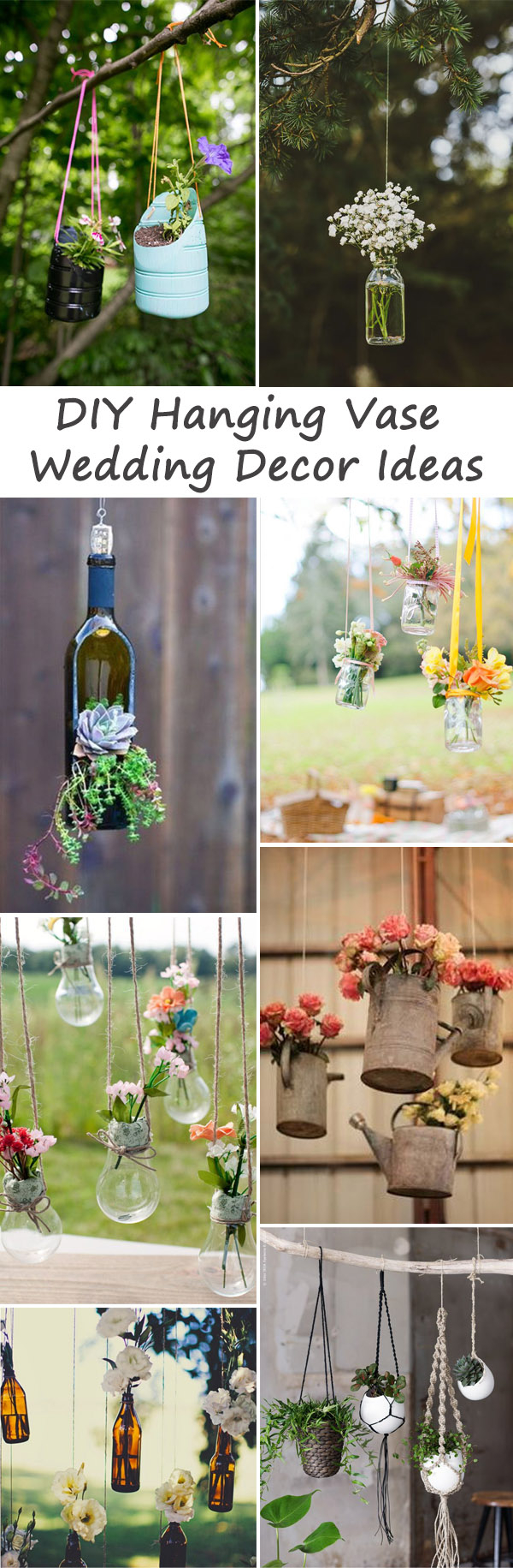 Wedding Decor Diy Ideas 28 Creative Budget Friendly Diy Wedding Decoration Ideas
