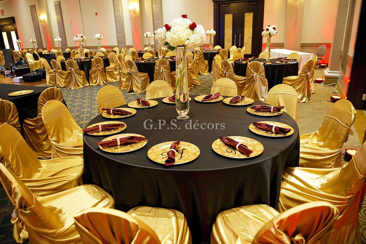 Wedding Decor Gold Indian Wedding Decor Gps Decors