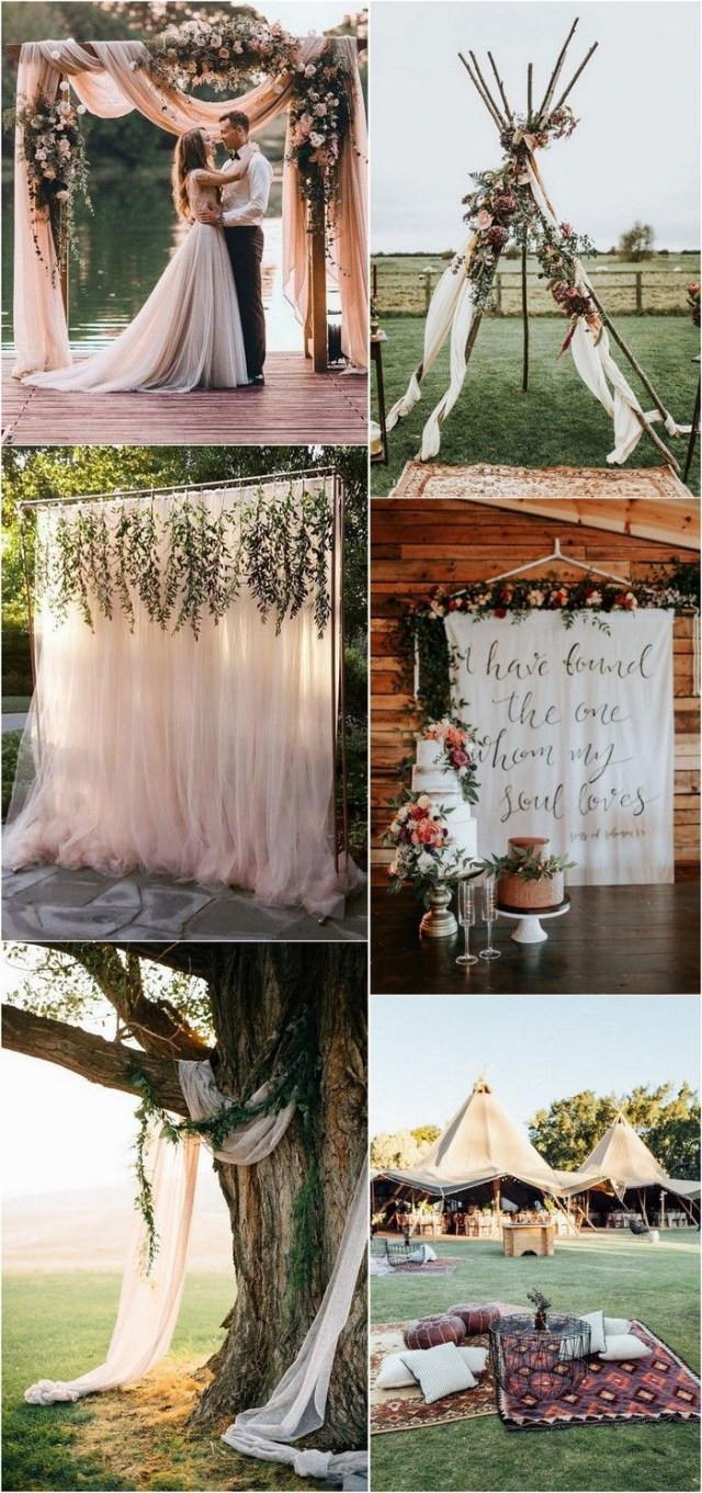 Wedding Decoration Ideas Boho Wedding Decoration Ideas Wedding Theme Bohoweddings Wedding