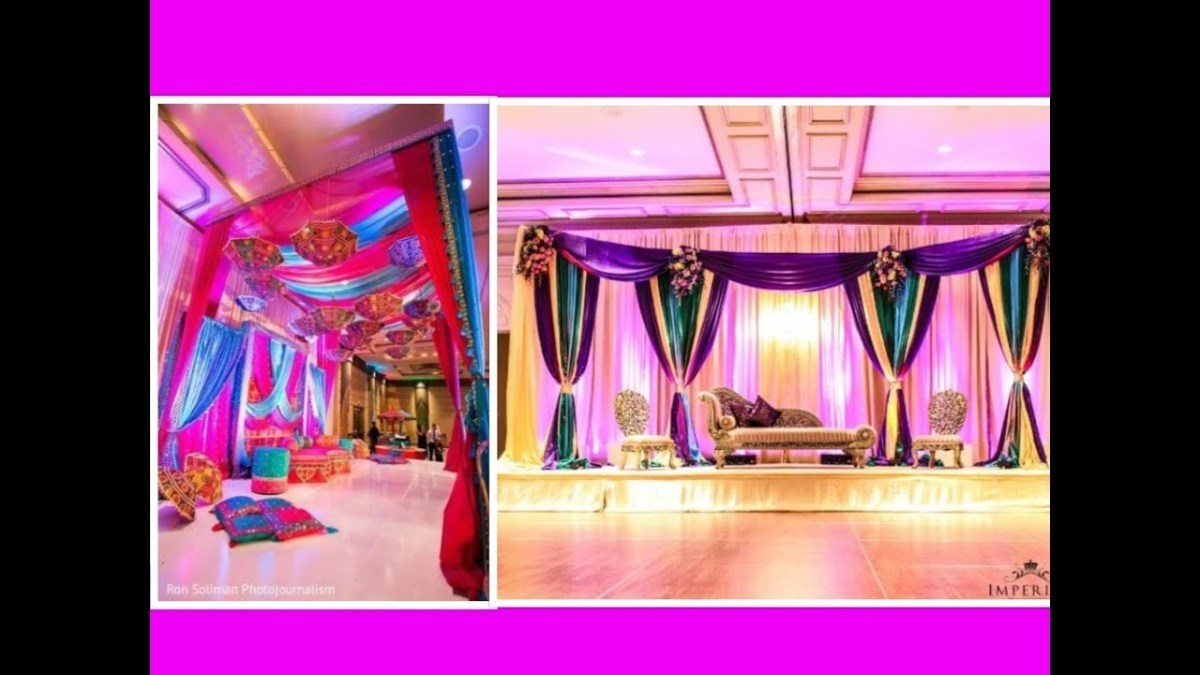 Wedding Decoration Ideas Lovely Indian Wedding Decoration Ideas Youtube