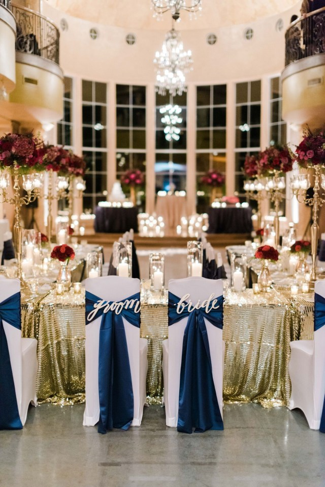Wedding Decorations Colorful 10 Best Navy Blue Wedding Decoration Ideas Wedding Color Schemes