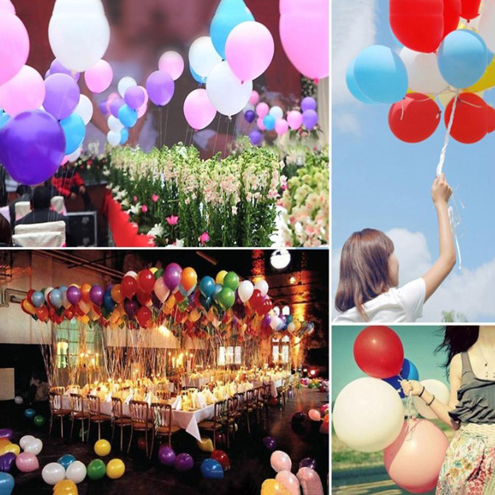 Wedding Decorations Colorful 2019 Pearl Latex Balloon Inflatable Wedding Decorations Air Ball