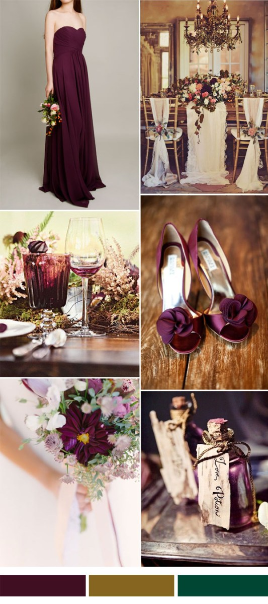 Wedding Decorations Colorful 25 Hot Wedding Color Combination Ideas 2016 2017 And Bridesmaid