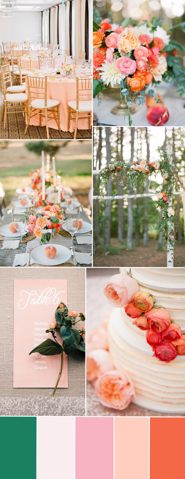 Wedding Decorations Colorful Five Popular Shades Of Pink Color Ideas For Your Dream Wedding 2015