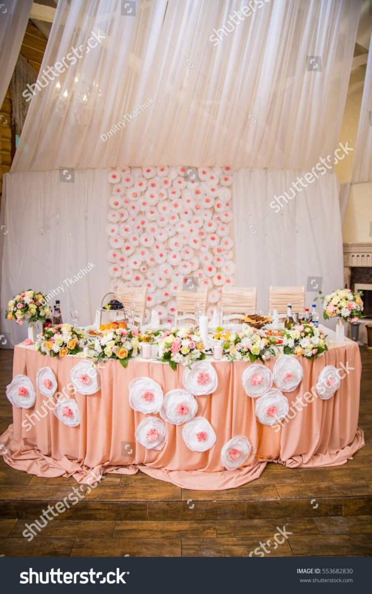 Wedding Decorations Colorful Wedding Decorations Peach Color Wedding Decorations Referance