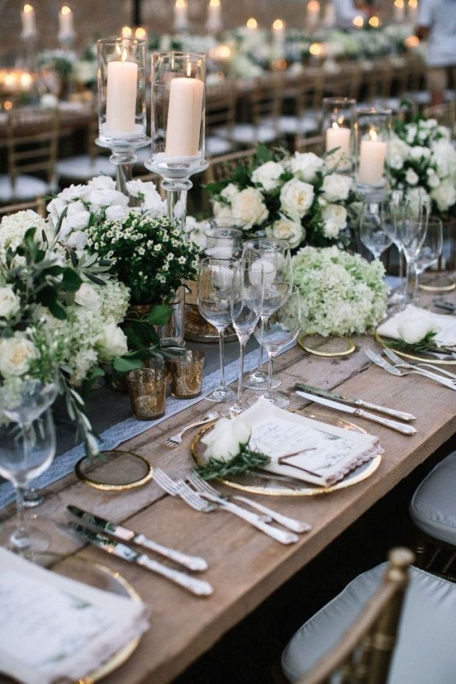 Wedding Decorations Elegant 46 Ideas For Elegant Wedding Table Settings Weddingdecorationstk