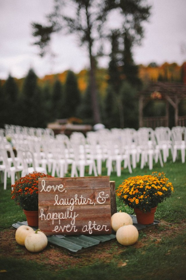 Wedding Decorations For Fall 50 Fall Wedding Ideas With Pumpkins Deer Pearl Flowers