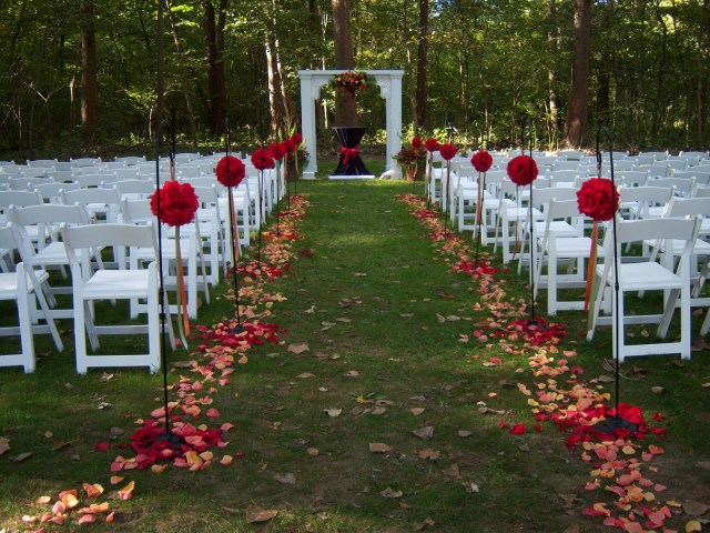 Wedding Decorations For Fall Outdoor Wedding Decorations For Fall Architectural Design