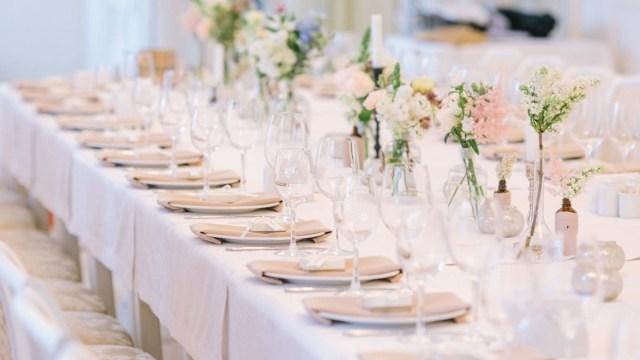 Wedding Design Decoration 5 Ideas For Wedding Reception Table Decorations Crystal Ballroom